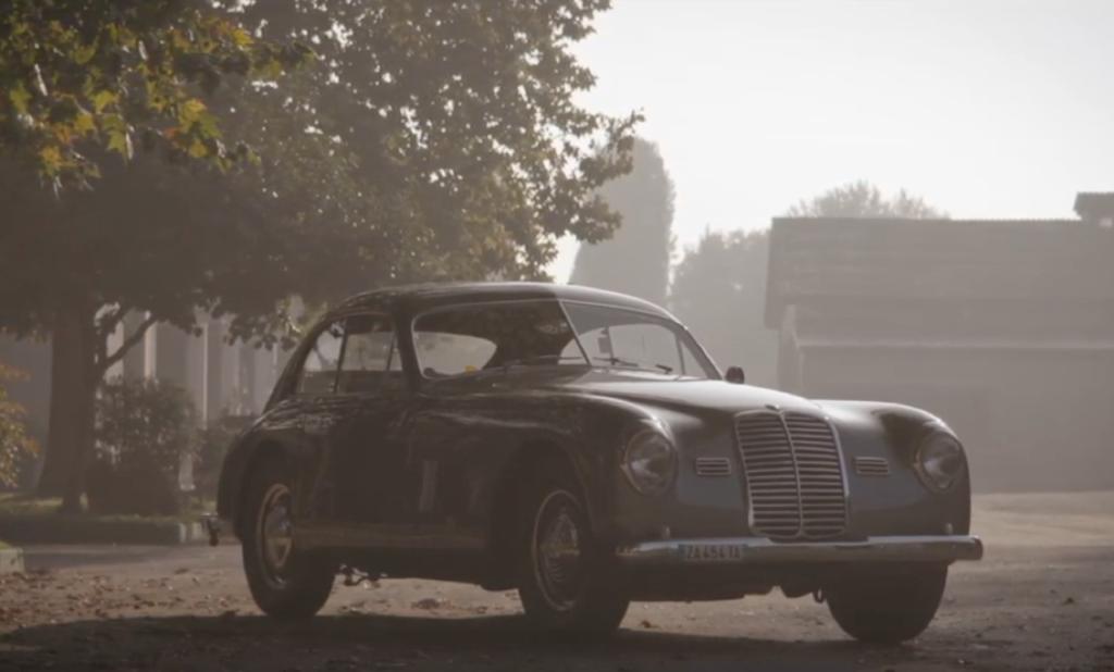 Maserati e l'arte di creare auto: la storica A6 1500 [VIDEO]
