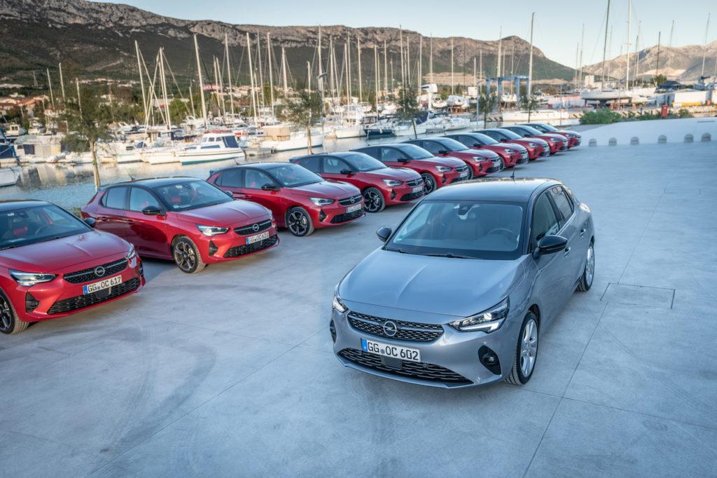 Opel: il 2019 chiuso ad un passo dalle 100.000 immatricolazioni in Italia