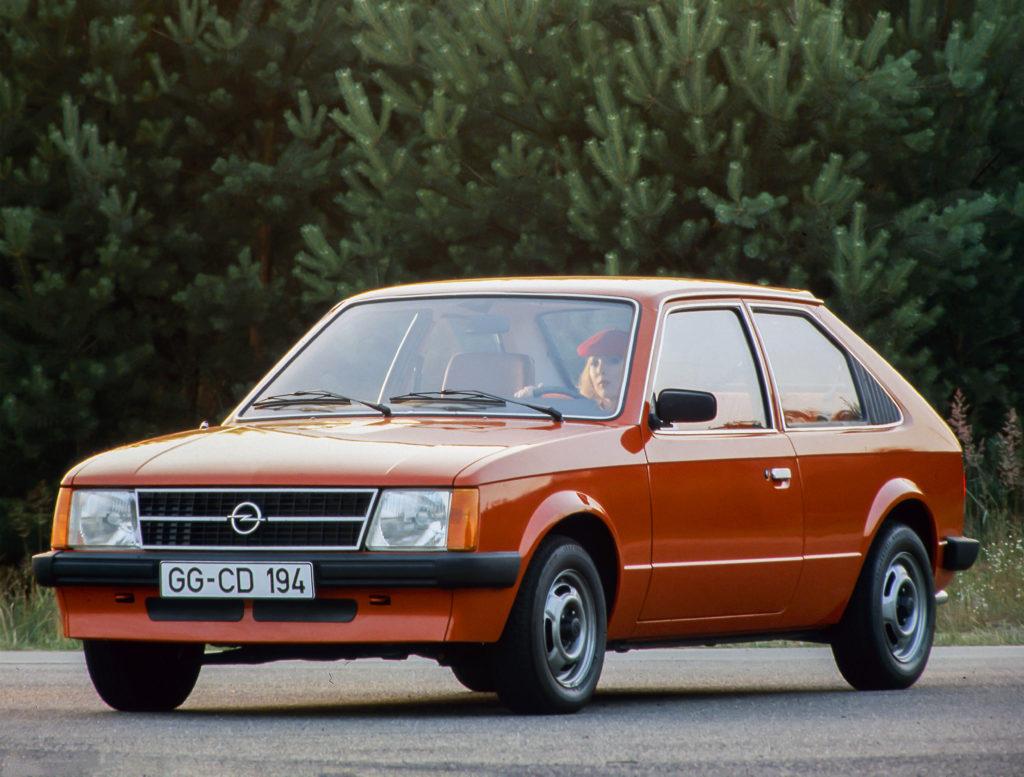 Opel, oltre 40 anni fa l'antesignana della Astra diventava a trazione anteriore