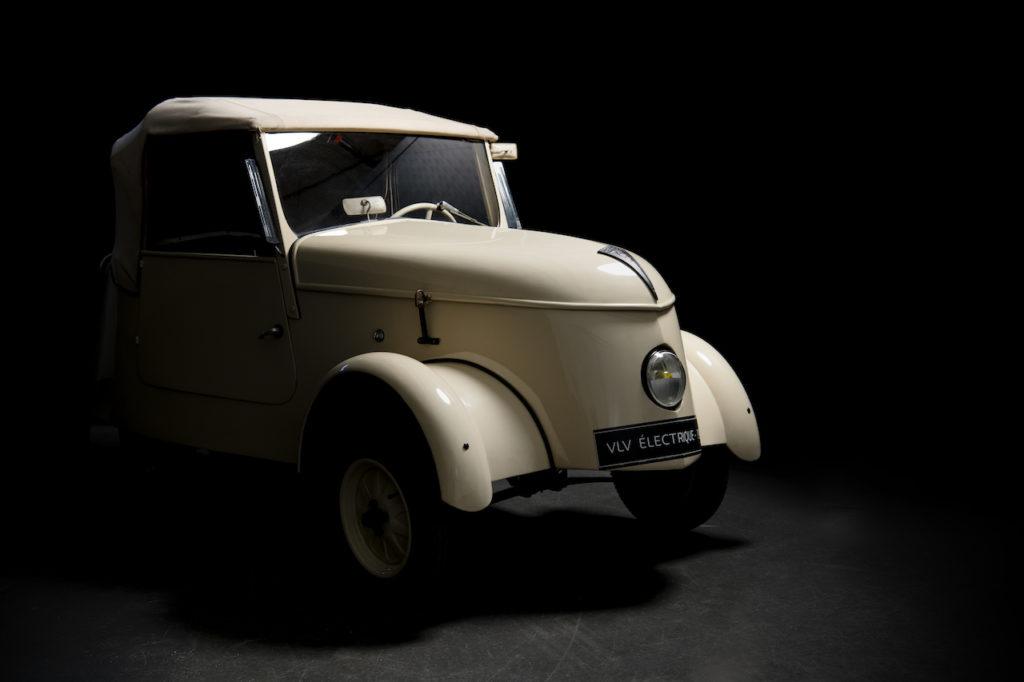 Peugeot: la storia elettrificata a Retromobile 2020