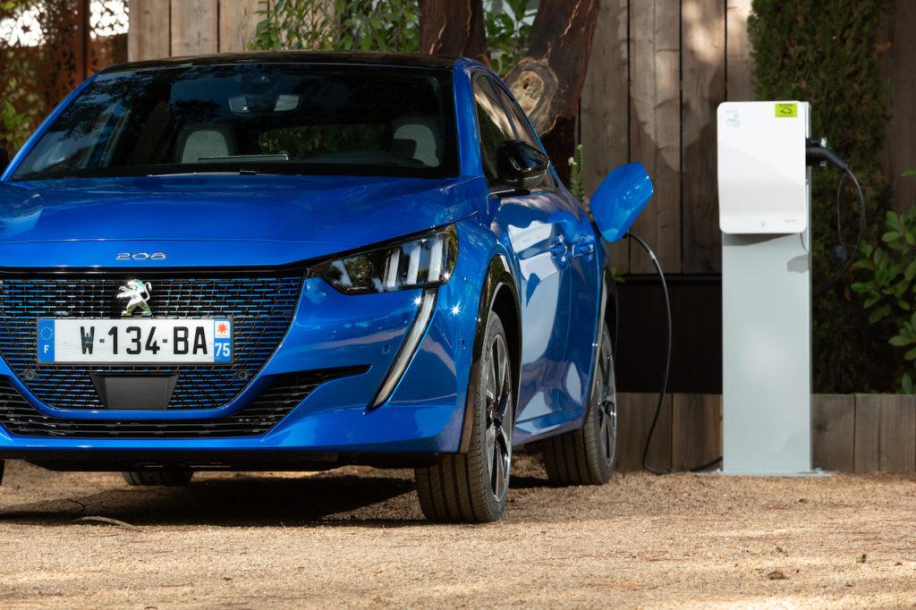 Peugeot e-208: gli 'zeri' della nuova elettrica del Leone