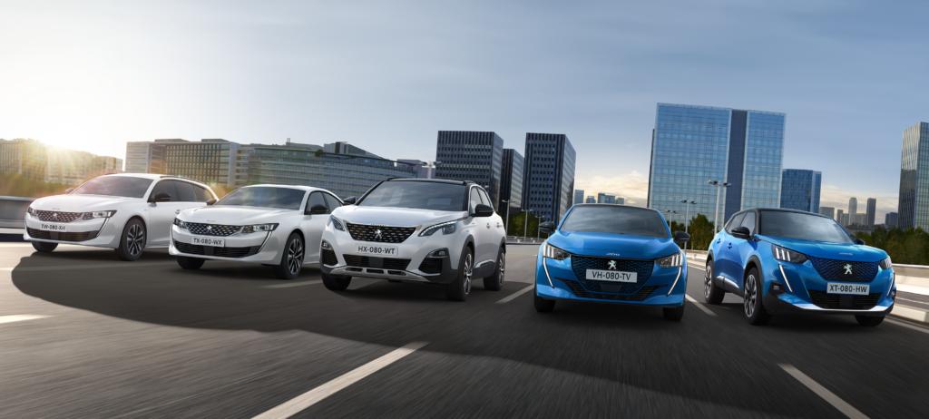 Peugeot: il 2020 sarà l'anno delle rivoluzione elettrificata