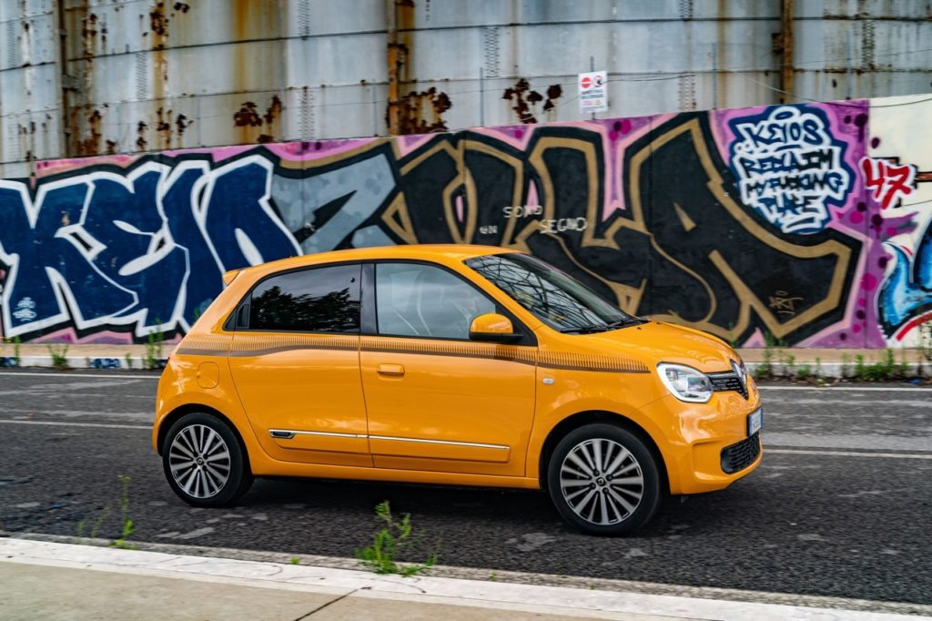 Renault Twingo: in arrivo una versione 100% elettrica