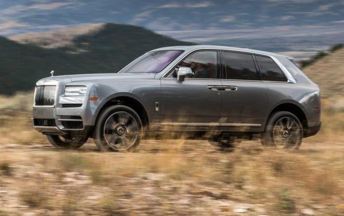 Rolls-Royce: vendite 2019 cresciute del 25%, soprattutto grazie al SUV Cullinan