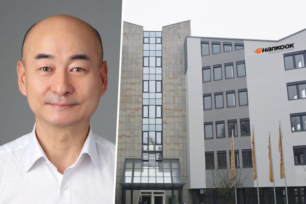 Hankook Tire Europa: Sanghoon Lee è il nuovo presidente