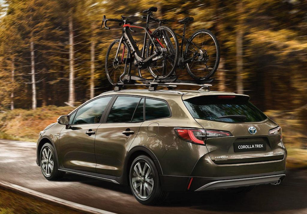 Toyota Corolla Touring Sports Trek: l'allestimento che sposa lo stile di vita dinamico