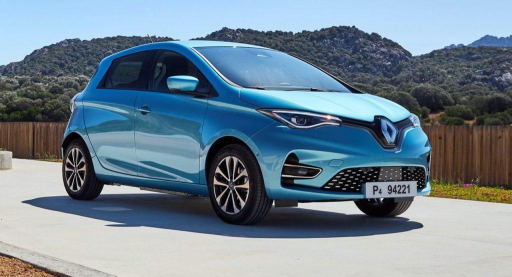 Renault, più di 60 mila le auto elettriche vendute nel 2019, è record