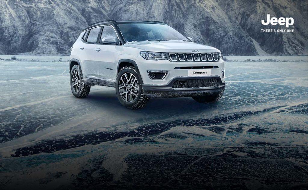 Jeep Compass 2020: a gennaio a soli 299 euro al mese