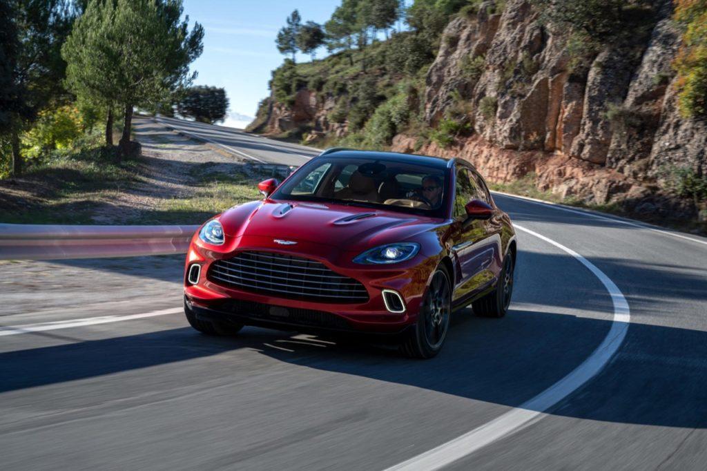 Aston Martin DBX, l'auto che potrebbe far dimenticare un 2019 al ribasso