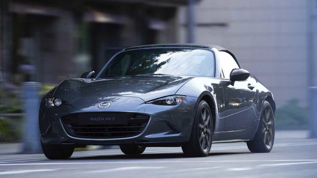 Mazda MX-5 2020: arriva in Italia a partire da 33.500 euro