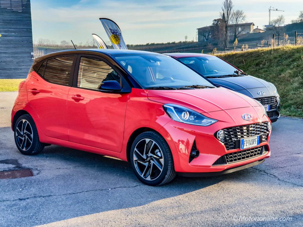 Risultati immagini per Hyundai i10 2020
