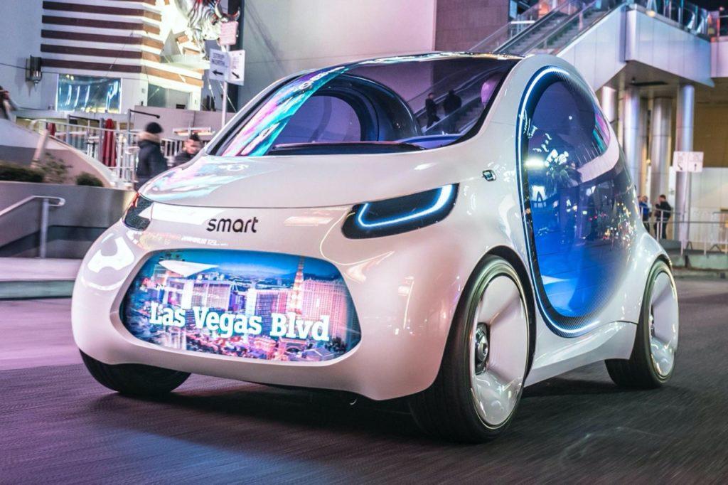 Mercedes e Geely: 'Smart Automobile' elettriche, pronta la joint venture da 780 milioni per la Cina
