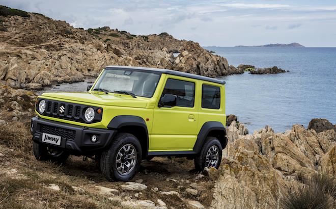 Suzuki Jimny: già venduti tutti gli esemplari 2020 per l'Italia