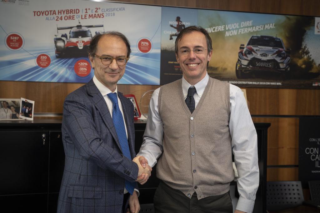 Toyota: accordo con Edison per la mobilità elettrica