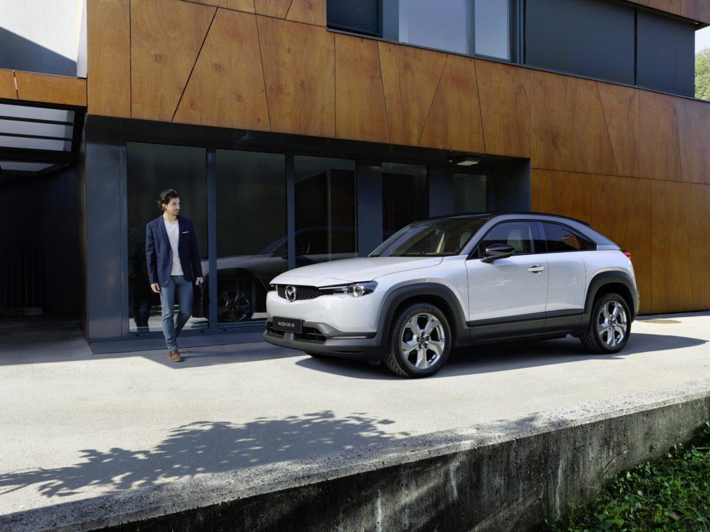 Mazda MX-30 e gli eTalks: la mobilità sostenibile è più chiara