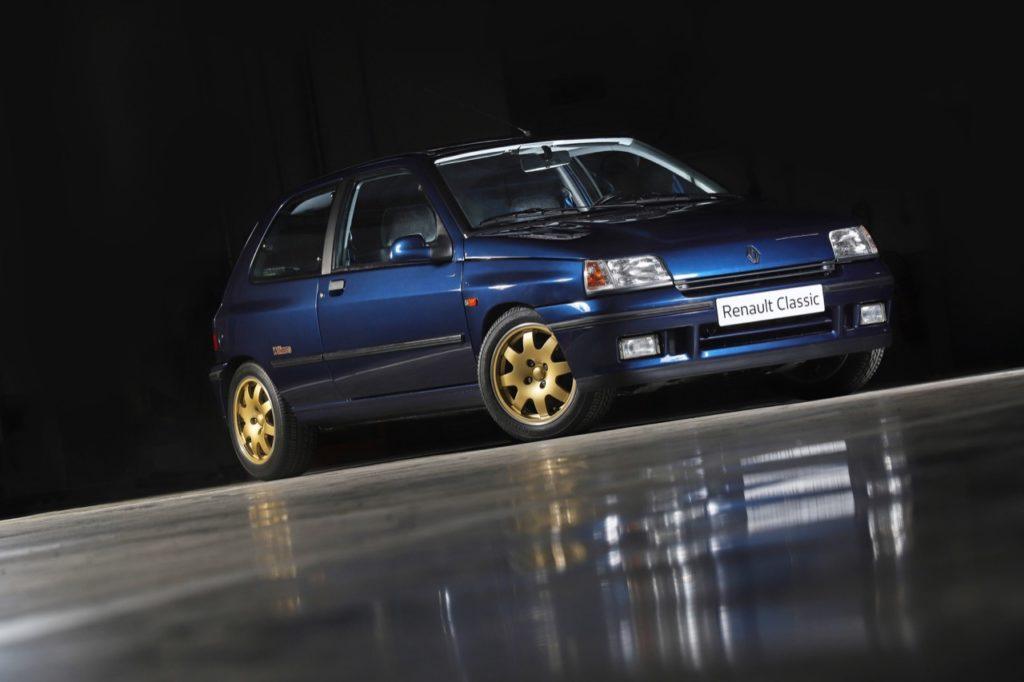 Renault al Salone Retromobile 2020