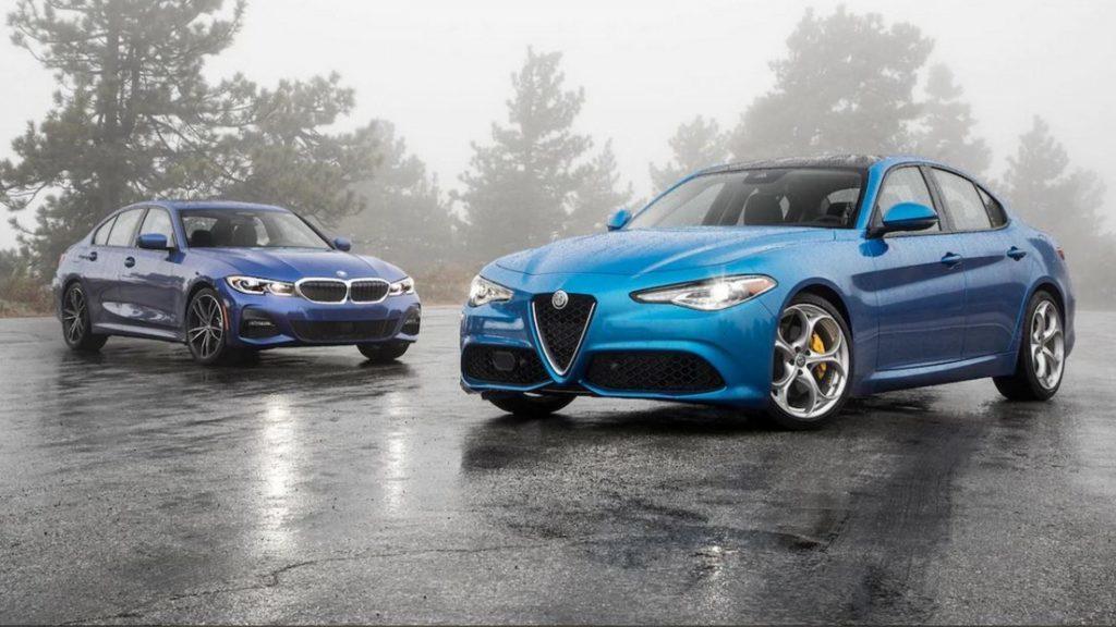Alfa Romeo Giulia Restyling e BMW Serie 3: qual è la migliore berlina?