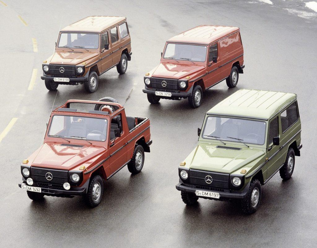 Mercedes-Benz Classe G - anniversario numero 41