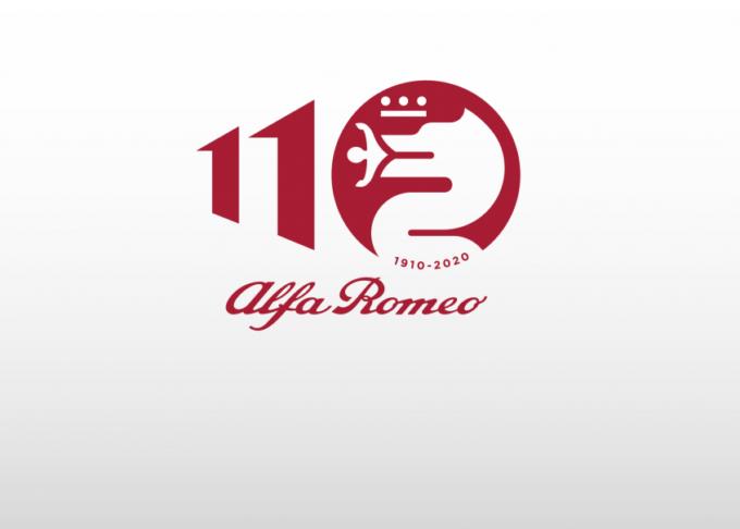 Alfa Romeo compie 110 anni: anniversario da celebrare con un logo ad hoc