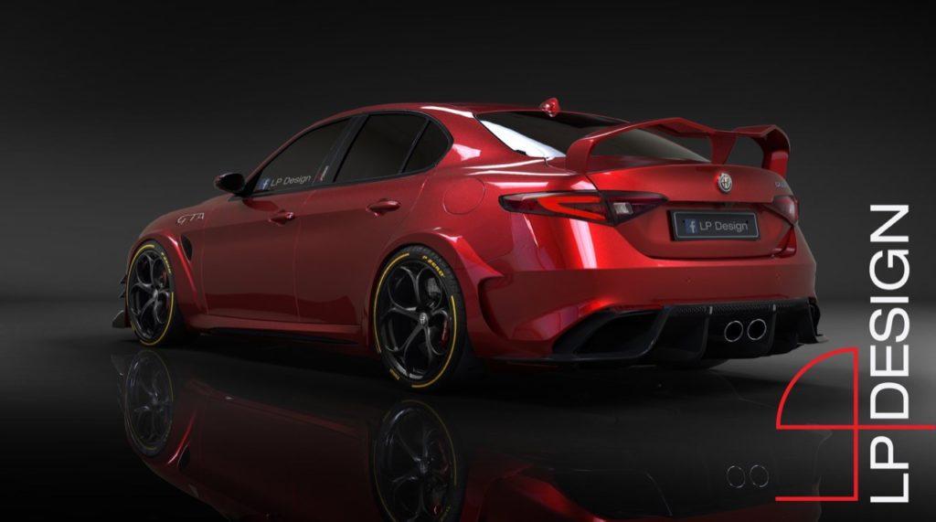 Alfa Romeo Giulia GTA: altri indizi prima dell'atteso debutto? [VIDEO TEASER]