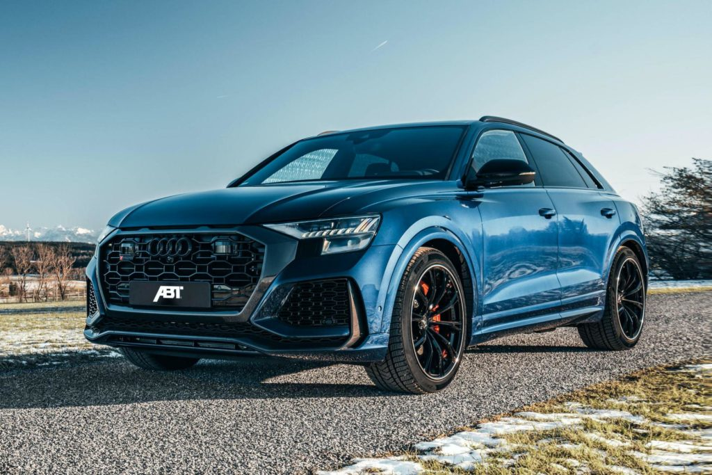 Audi RS Q8 - Tuning ABT