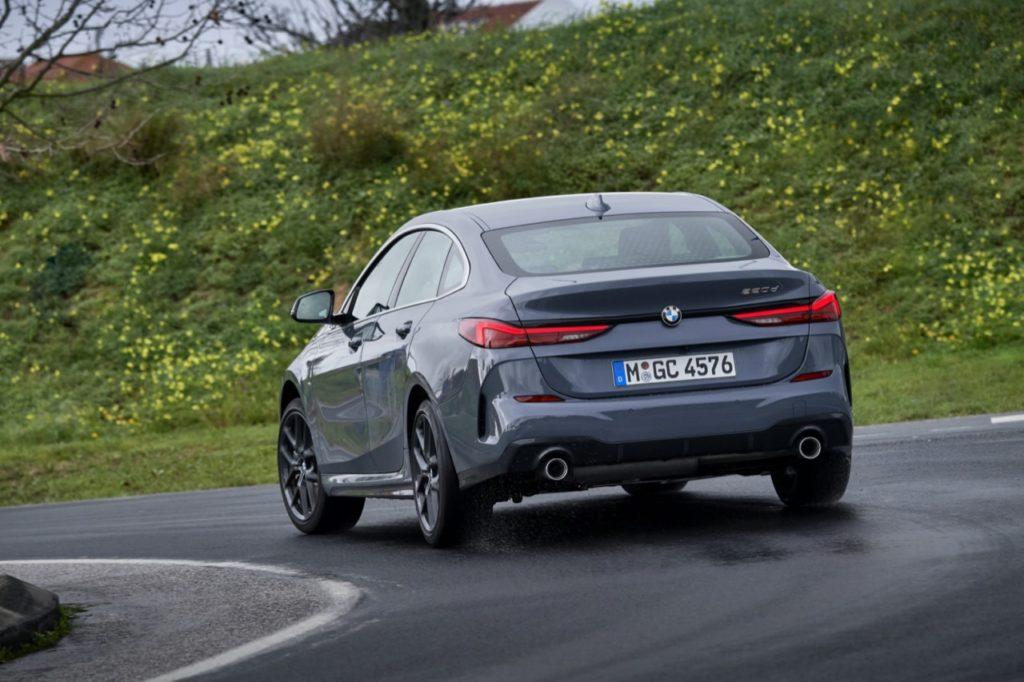BMW Serie 2 Gran Coupè - Prova in Anteprima