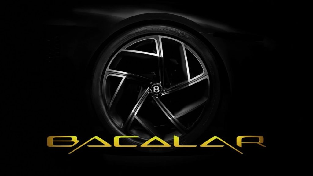 Bentley Mulliner Bacalar: la nuova Gran Touring pronta per Ginevra 2020 [VIDEO]