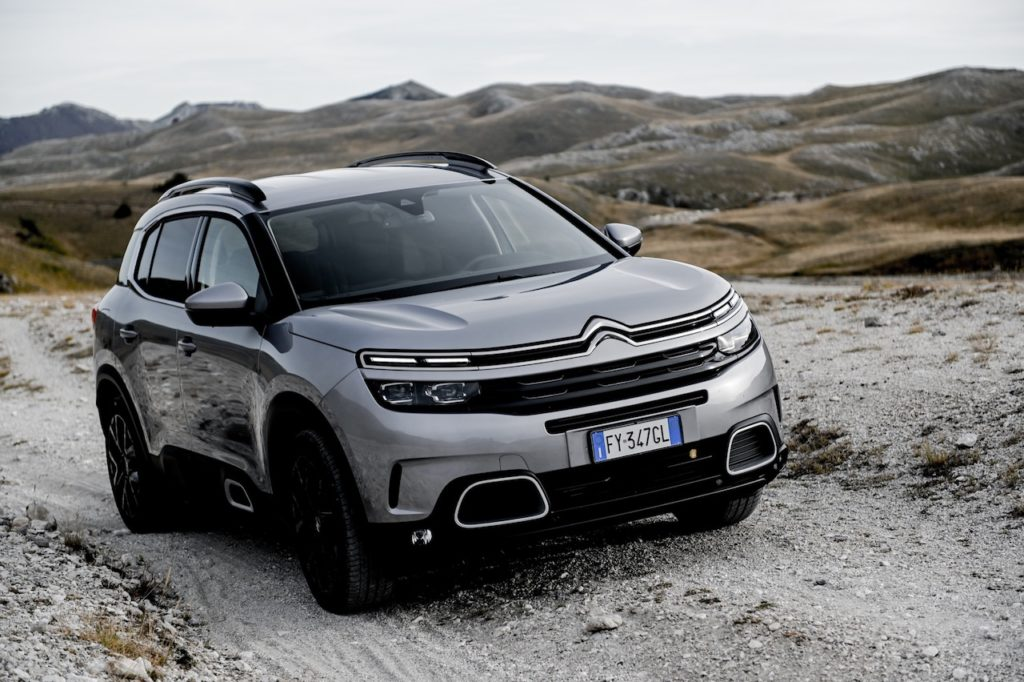 Citroen C5 Aircross: comfort e tecnologia a bordo [VIDEO]