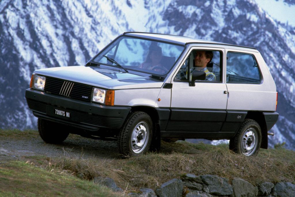 Fiat Panda compie 40 anni: la storia di un'icona italiana [VIDEO]