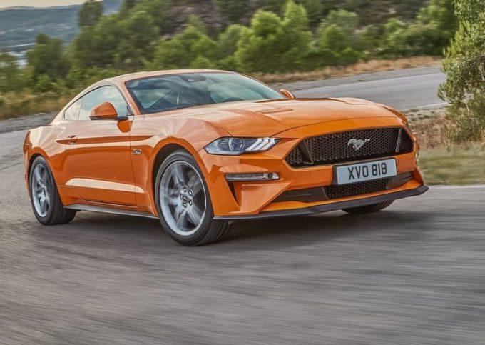 Ford Mustang: la nuova generazione è attesa nel 2022