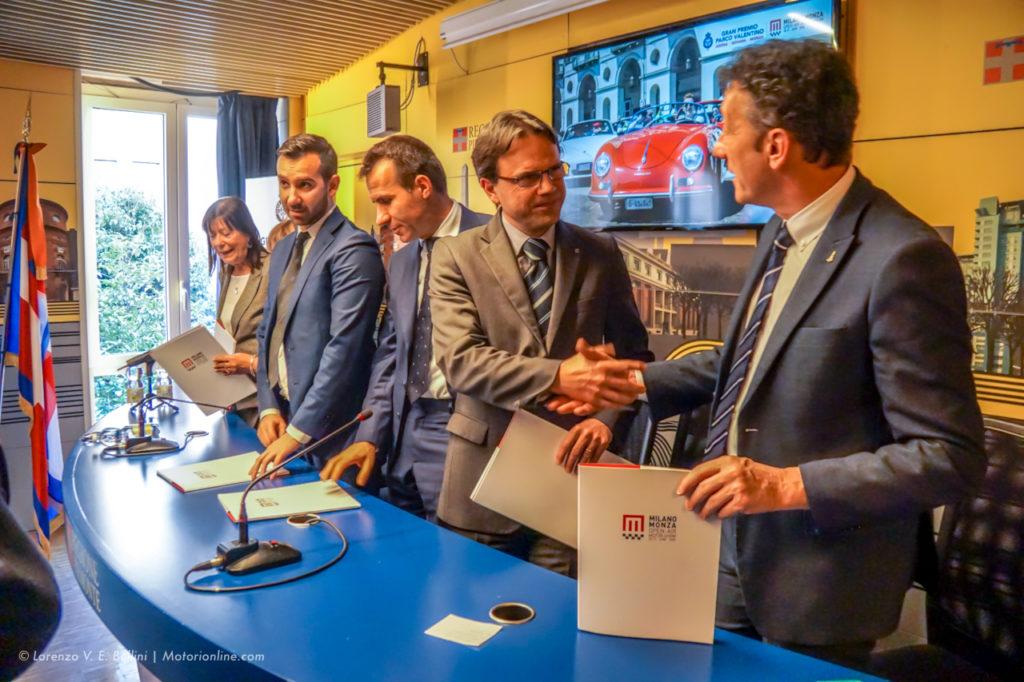 Gran Premio Parco Valentino 2020 torna all'interno del Milano Monza Open-Air Motor Show