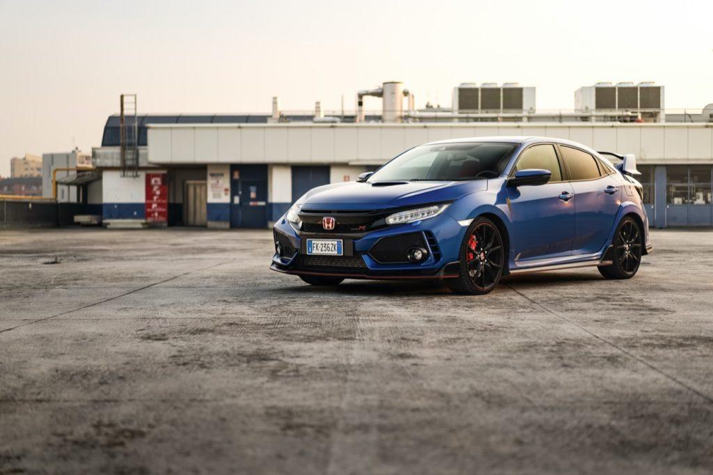 Honda Civic Type R 2019 - Prova su Strada