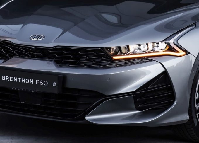 Kia Optima - Brenthon