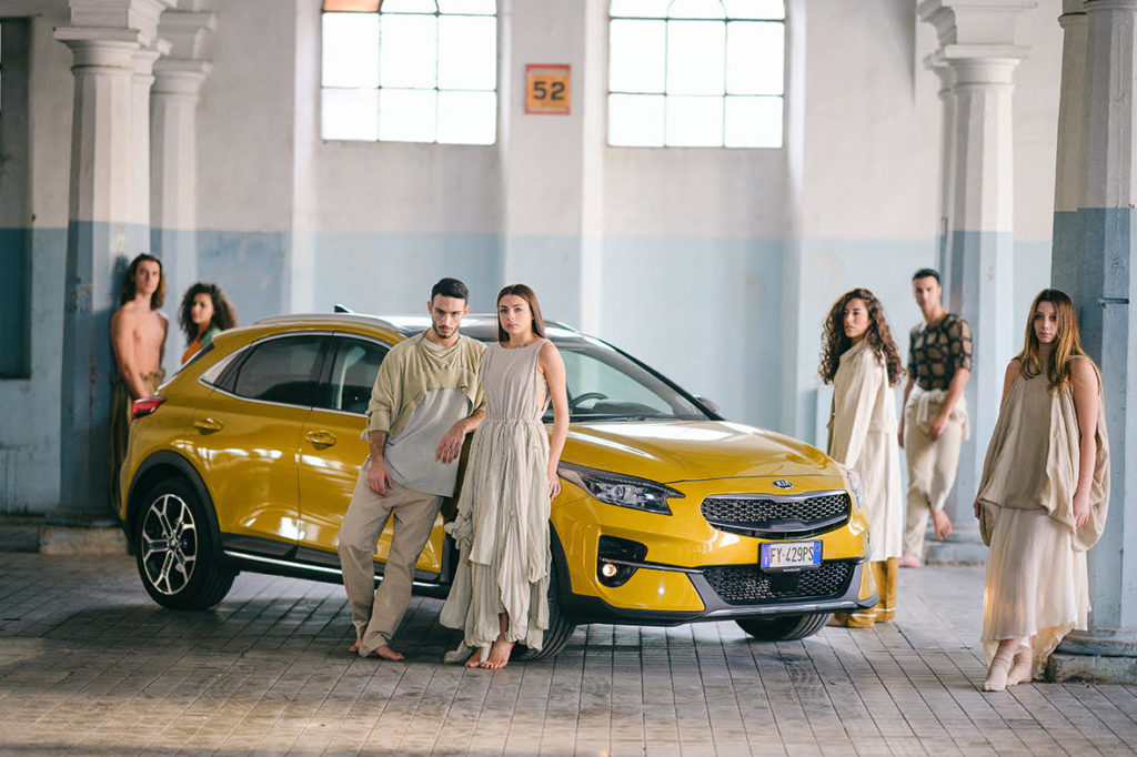 Kia XCeed - Video Tikibombom Levante