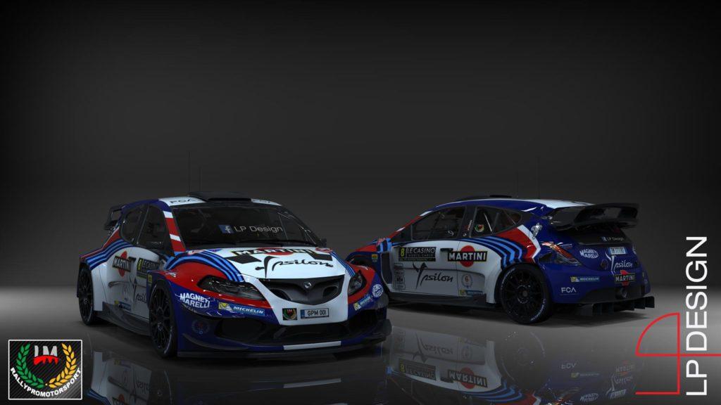 Lancia Ypsilon WRC: la pazza idea per un futuro nelle corse rally [RENDERING]