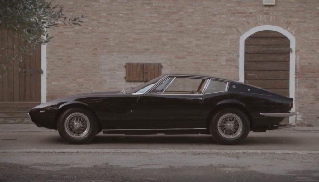 Maserati Ghibli del 1966: un esempio alchemico tra stile e ricerca costruttiva [VIDEO]