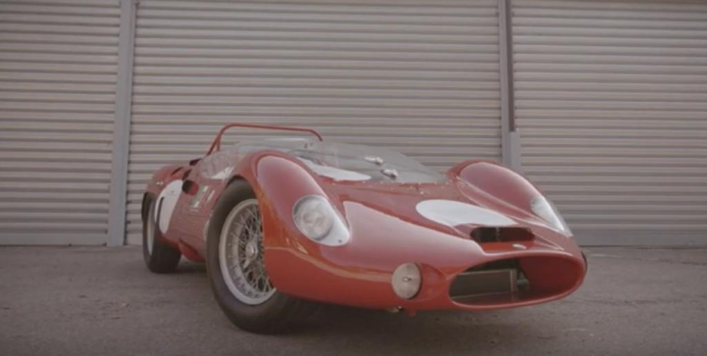 """Maserati Tipo 63: un'icona altrettanto nota come """"Birdcage"""" [VIDEO]"""