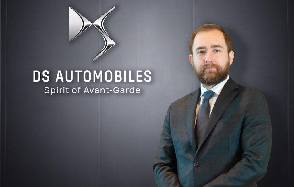 DS Italia: Matteo Montibeller nuovo direttore marketing