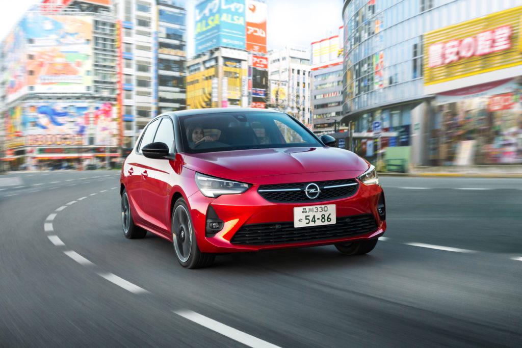 Opel, ufficiale il ritorno in Giappone dal 2021