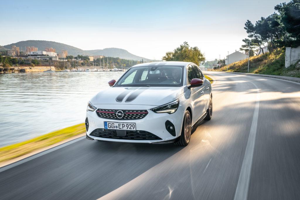 Opel Corsa 2020: ecco le nuove personalizzazioni a listino