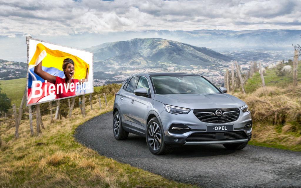 Opel allarga il raggio d'azione in Sud America entrando nei mercati di Colombia ed Ecuador