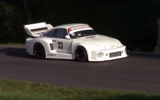 Porsche 935 K3 Turbo: echeggia il rombo dei 760 CV di un mito di fine anni Settanta [VIDEO]