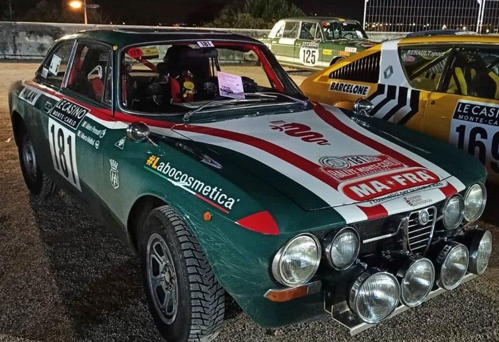 Rallye Monte Carlo Historique 2020, il Day 3 e la risalita di Mattioli e Pensotti [VIDEO]