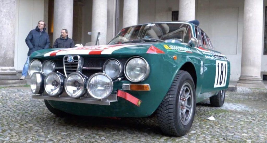 Rallye Monte Carlo Historique, il reportage dalla prima giornata e la gara vista da Mattioli-Pensotti [VIDEO]