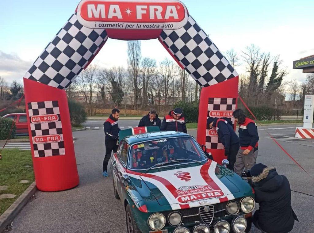 Rallye Monte Carlo Historique 2020: vince il danese Bjerregaard, Mattioli e Pensotti superano gli imprevisti [VIDEO]