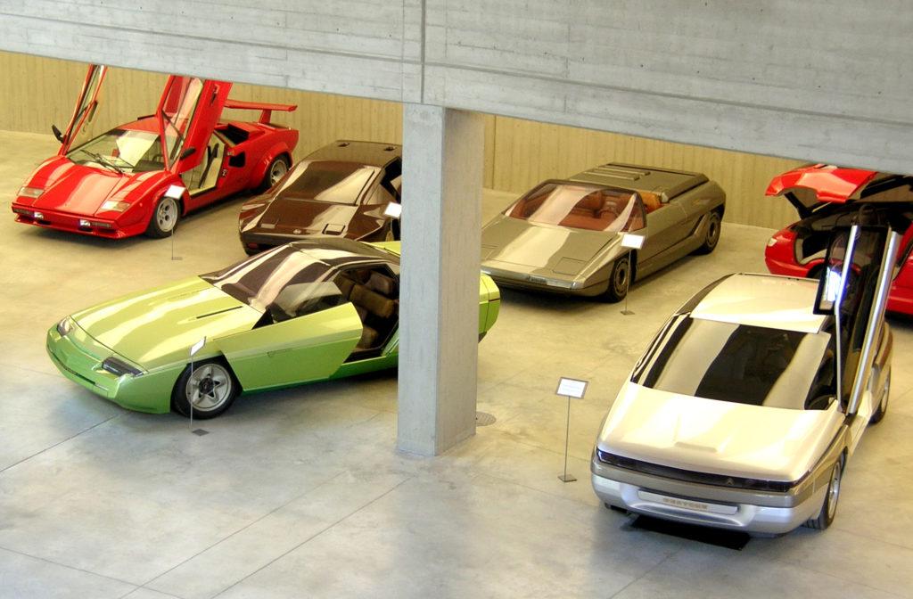 Retromobile 2020: occhi sulla collezione ASI Bertone