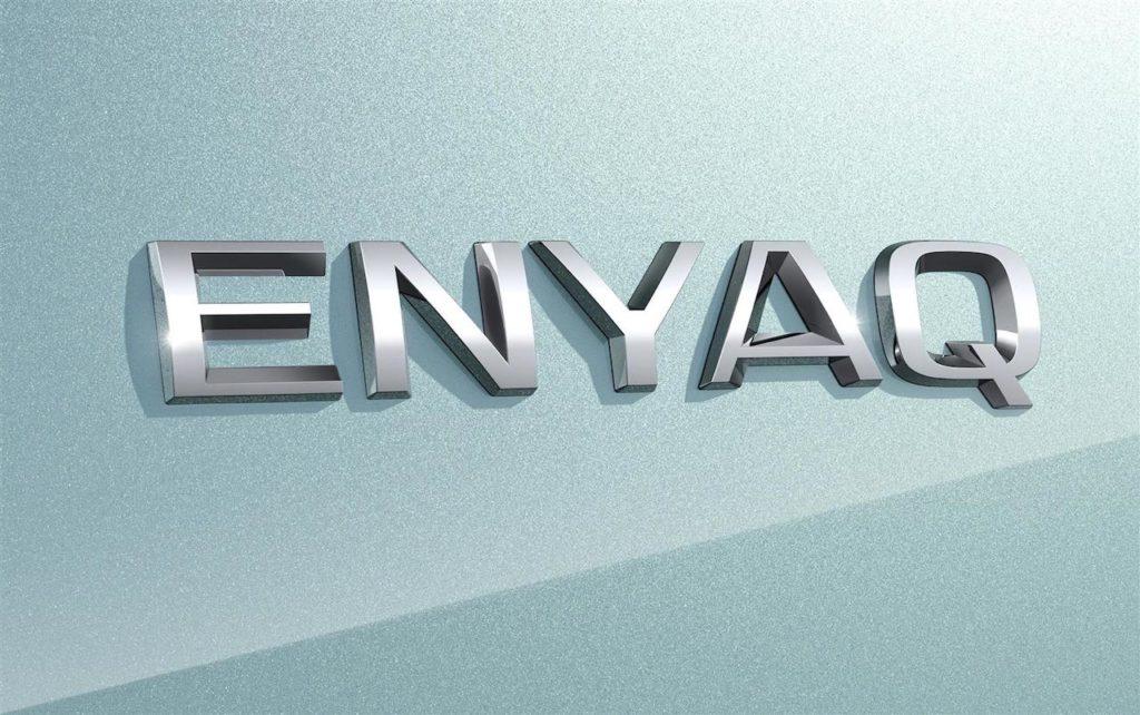 Skoda Enyaq: così si chiamerà il primo SUV elettrico ceco
