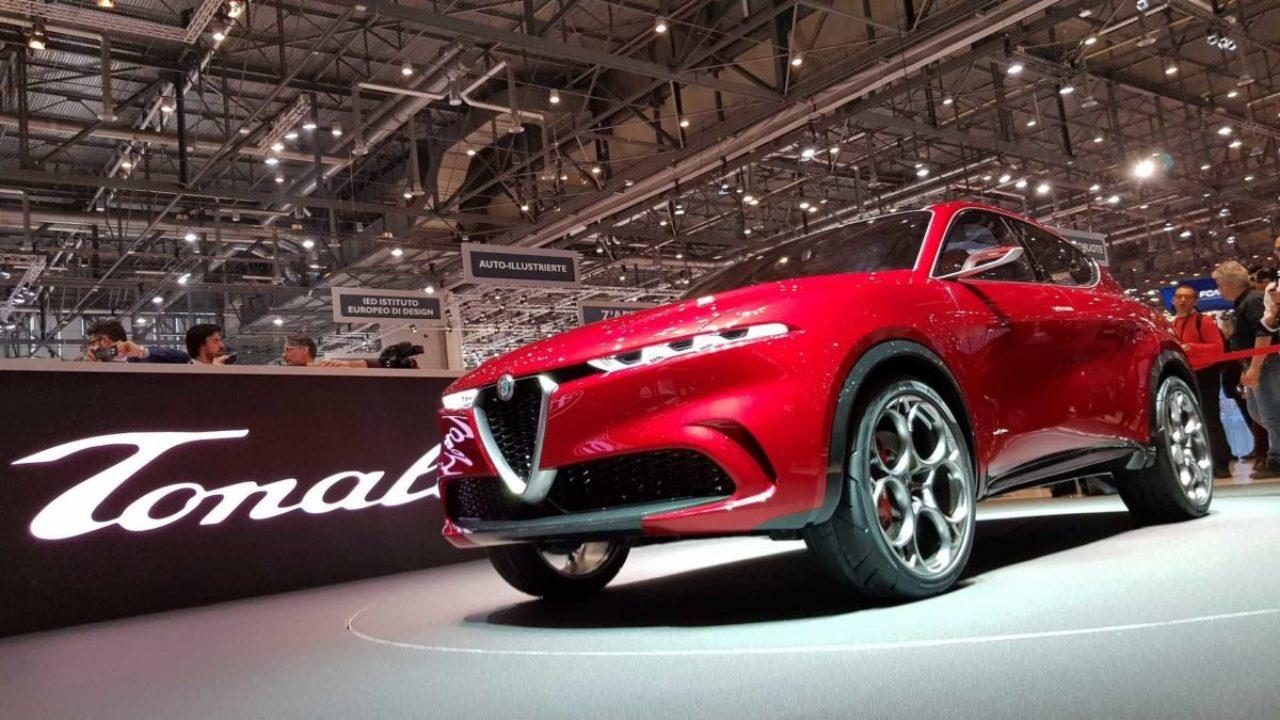 Alfa Romeo Tonale, tutte le informazioni in un unico articolo ...