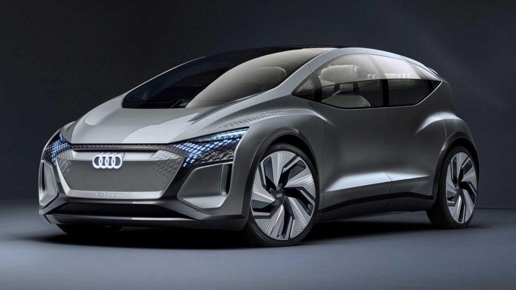 Audi, una nuova piccola citycar elettrica potrebbe essere all'orizzonte