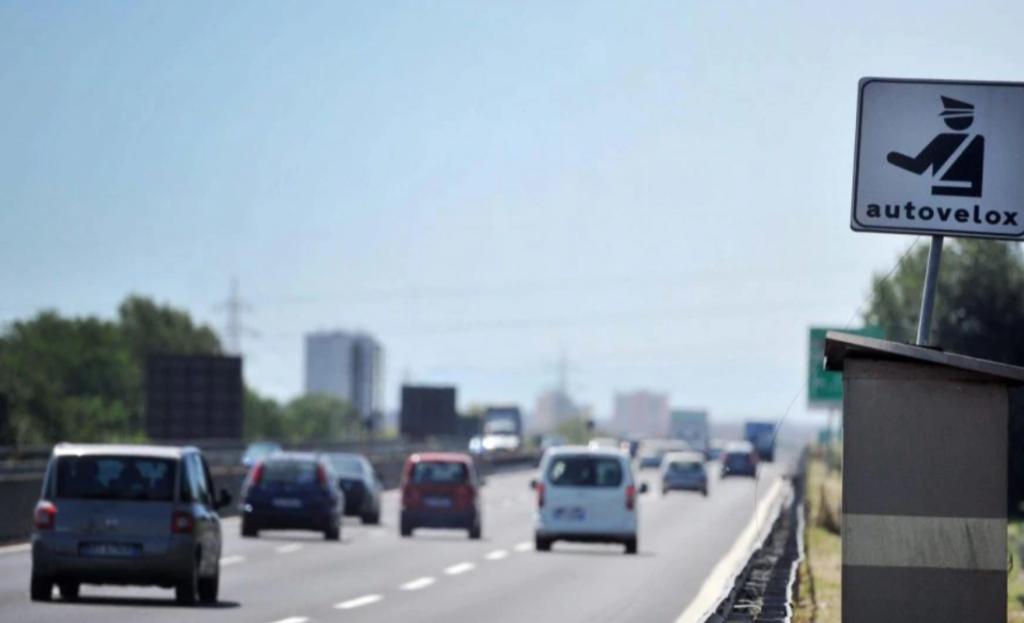 Autostrada A4 Torino-Milano: installati due nuovi autovelox